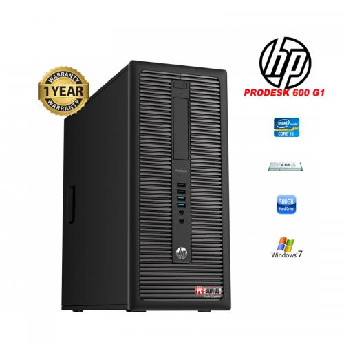 REFURBISHED HP PRODESK 600 G1 i5-4570 (4th Gen) 3.30GHz TOWER