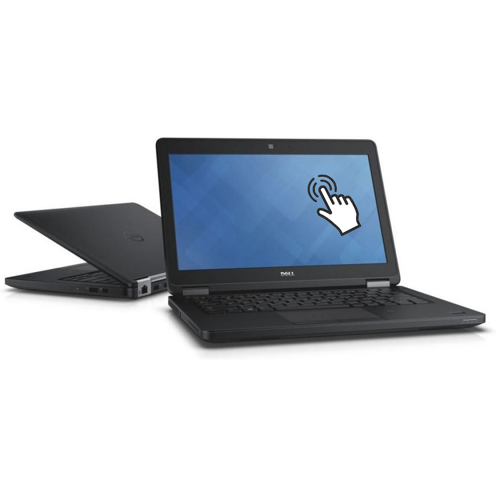 REFURBISHED NB GA+ DELL E5450 TOUCH i5-5200U/14/8/500GB/COA/WC